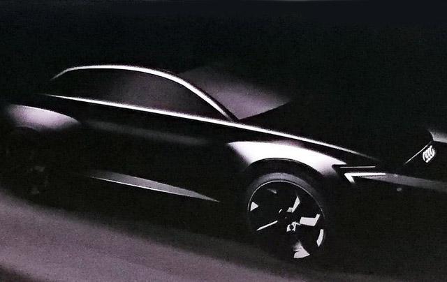 概念车法兰克福车展首发 2018年量产
