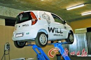 必比登挑战赛在巴西举行 米其林WILL登场