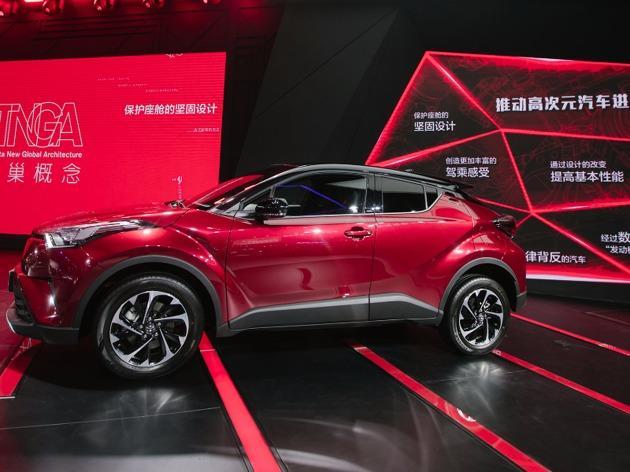 在美国市场低迷 丰田加倍押注中国市场