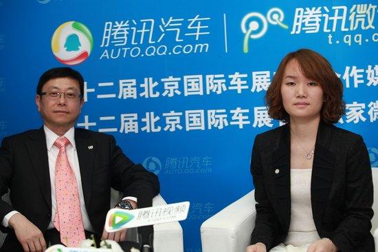 吴新发:东风裕隆2012年总销量有望超4万台