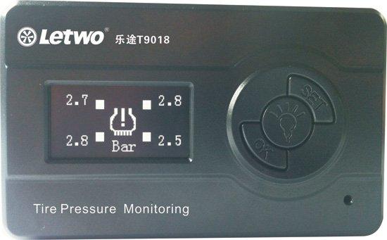 体验中心第六期产品介绍 乐途胎压检测仪