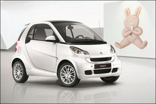 兔年限量版smart正式上市 13.8888万元起