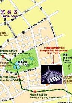 2011上海国际车展参观攻略-交通篇