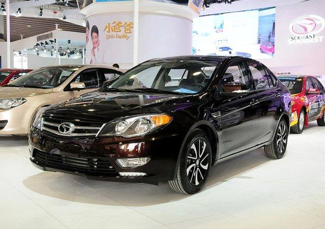 东南汽车V5菱致1.5T上市 售8.18-9.18万元
