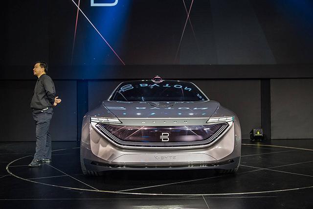 智能驾驶真的来了 5分钟读懂2018CES Asia