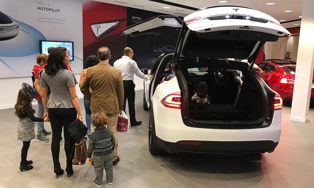 美国车企市值第二!特斯拉Q1销量豪增69%