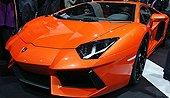 兰博基尼Aventador LP700-4_日内瓦车展_腾讯汽车