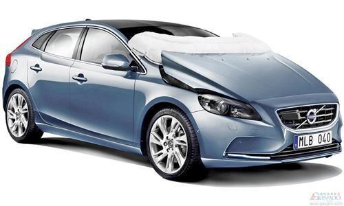 安全气囊发展方向大变革:从车内走向车外
