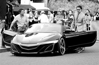 本田确认传奇跑车NSX复活 底特律车展发布