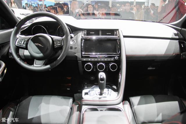 捷豹E-PACE将8月29日上市 搭2.0T发动机
