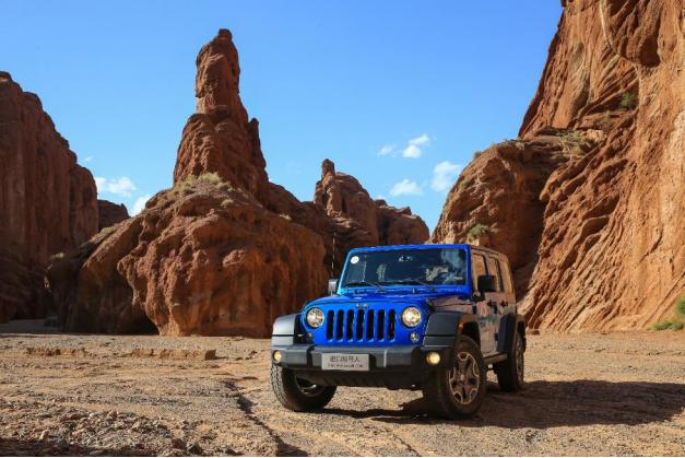 进口专业级四驱利器Jeep牧马人2017款上市