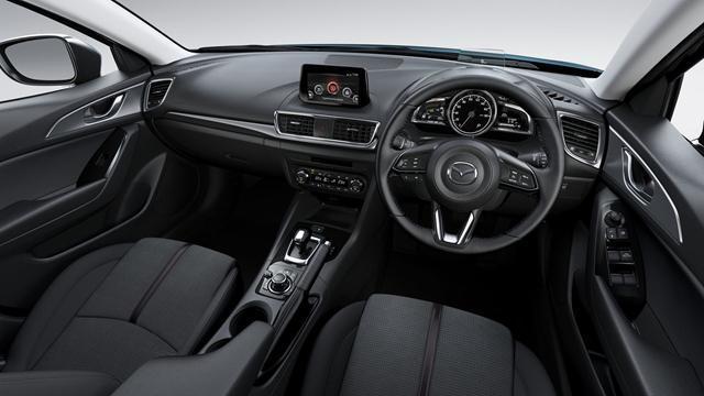 马自达最热紧凑级轿车推改款 官图正式发布