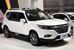 川汽野马F16正式上市 售价5.58-6.98万