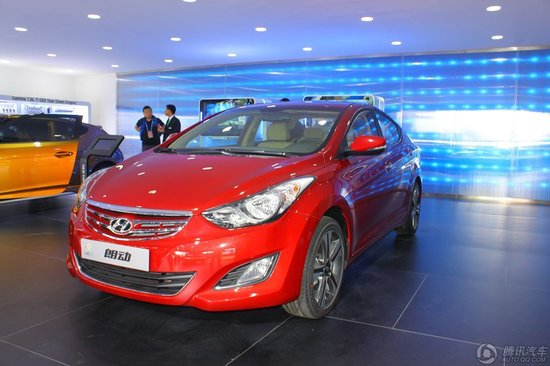 [国内车讯]北京现代朗动或于8月正式上市