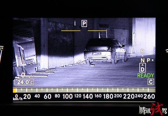 带头大哥 腾讯试驾奔驰S400 HYBRID