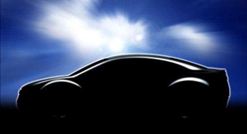 斯巴鲁推新概念车预告图 洛杉矶车展亮相