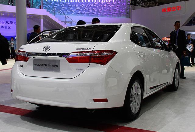 [国内车讯]新一代卡罗拉6月上市/12款车型