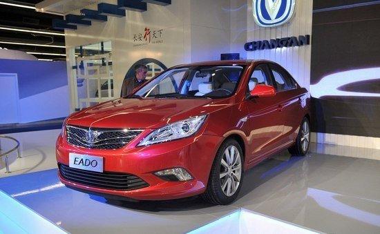 长安逸动3月18日上市 先期仅推1.6L车型