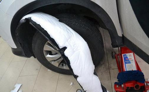 想降胎噪就这么简单 轮胎尺寸和花纹把好关