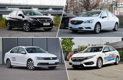 迎合中国用户胃口 四款热门紧凑车型推荐