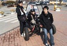 韩国――JA YUN IN车队
