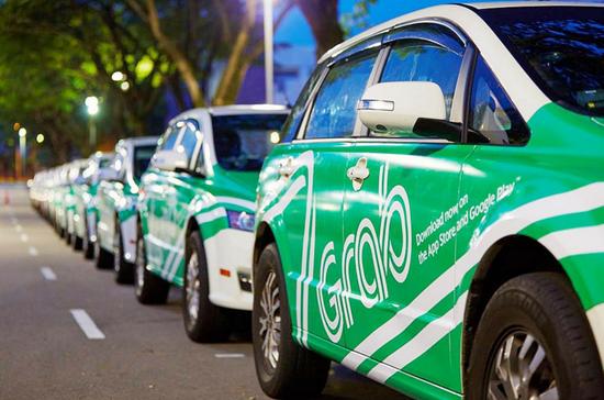 微软与东南亚打车软件公司Grab达成战略合作