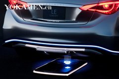 两年内量产 英菲尼迪LE概念车正式发布