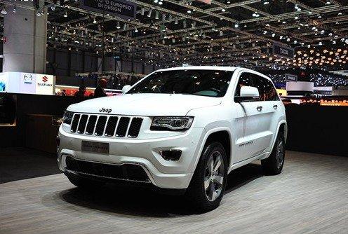 [国内车讯]Jeep三款重磅车型亮相上海车展