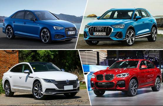 6款抢手车型品鉴 改款换代各有不同亮点