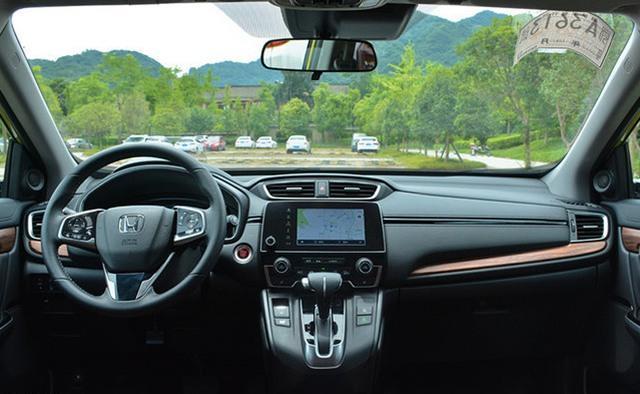 东风本田全新CR-V正式上市 售XX-XX