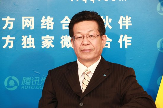 高见昌文:住友工厂位于震中 生产正在恢复