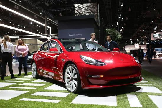 Model3进入欧洲及中国 特斯拉2019或运营平稳