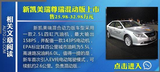[国内车讯]丰田改款汉兰达6月初即将上市