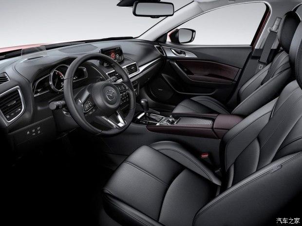 马自达(进口) 马自达3(进口) 2017款 两厢版