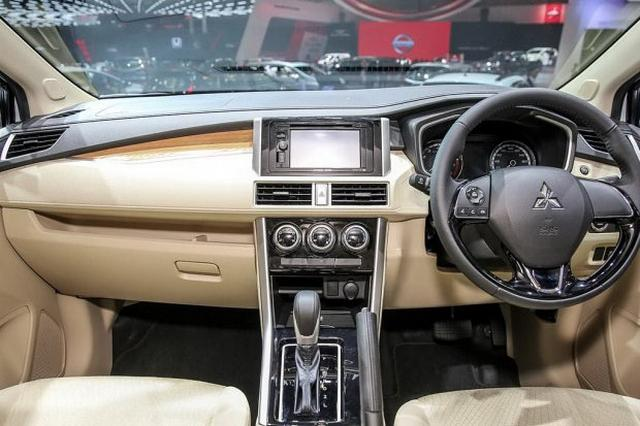 三菱全新高颜值MPV  Xpander外洋正式公布