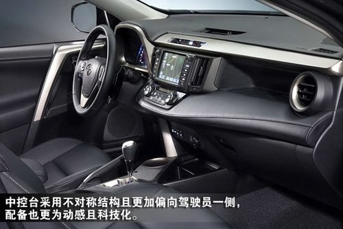 近日,北美丰田正式对外公布了第四代2013款RAV4城市SUV的价格,新车将于明年1月在美国正式上市,起售价格为23300美元(约合14