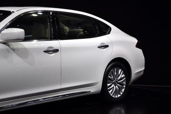 [新车解析]英菲尼迪M35hL车展首发 6月上市