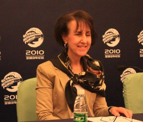 巴舍夫斯基:中国能取得新能源车领先地位