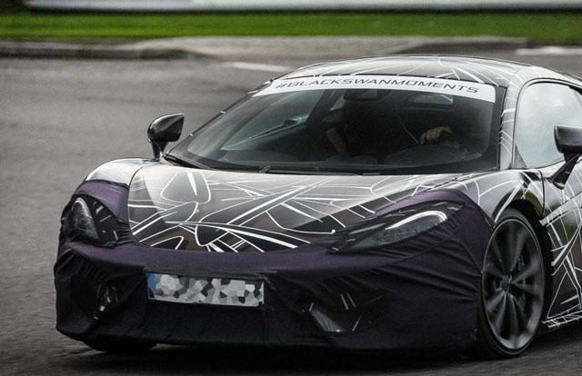迈凯伦全新入门级跑车定名Sports Series