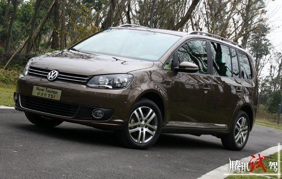 上海大众途安 -国庆系列导购之最畅销车型推荐 MPV篇 汽车高清图片