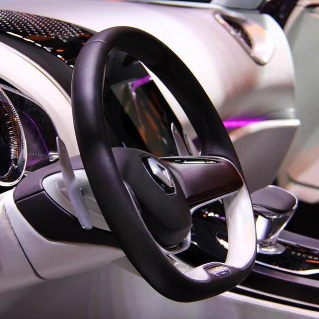 雷诺EZ-GO概念车发布