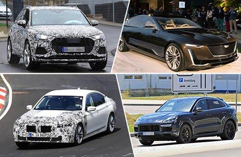 从运动到豪华的延伸 这4款值得关注的海外新车