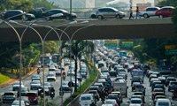 城市道路配套不到位中国难称汽车强国