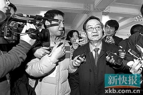 李毅中:公车采购目录不含领导用车