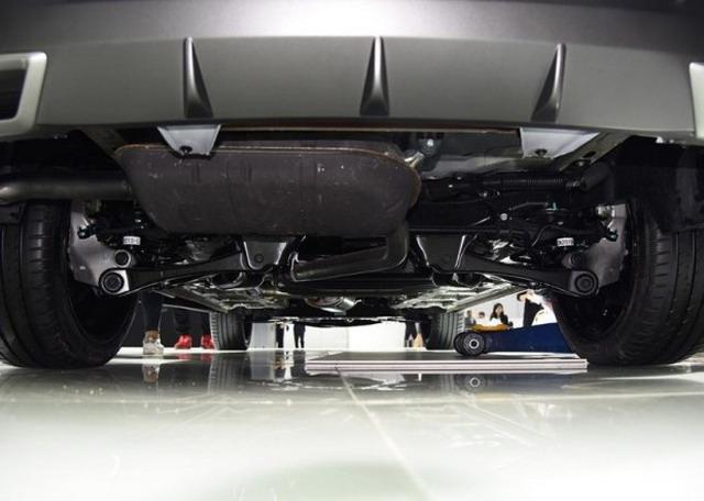定位紧凑型SUV 宝骏530正式亮相