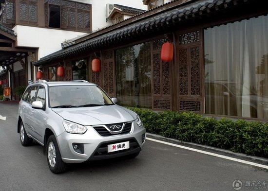配置局限/按需购买 2012款瑞虎购车指南