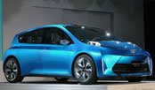 丰田Prius C概念车