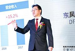 东风有限发布中期事业计划:40款新车助力年销260万台