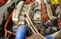 福克斯移植MPS 2.3T350匹发动机