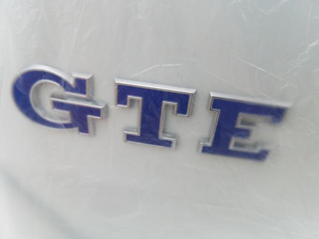 新款高尔夫GTE馆外亮相  最环保的高尔夫